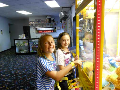 Sugar Grove Family Fun Center Arcade
