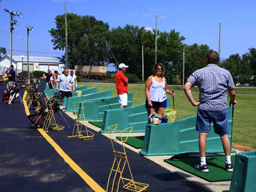 Sugar Grove Family Fun Center Golf Range
